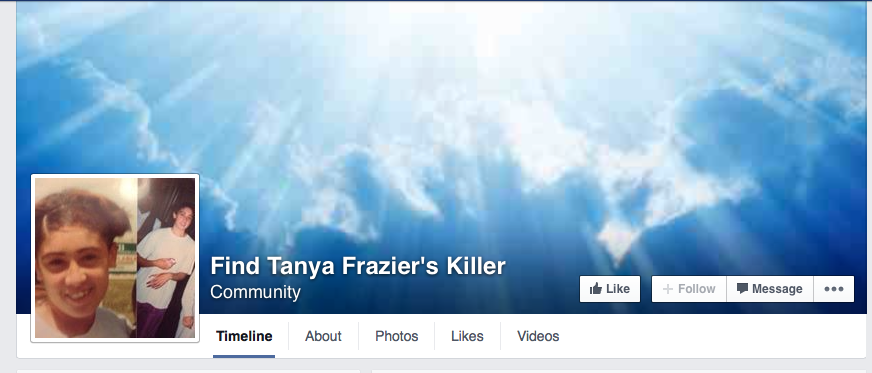 Justice for Tanya Frazier